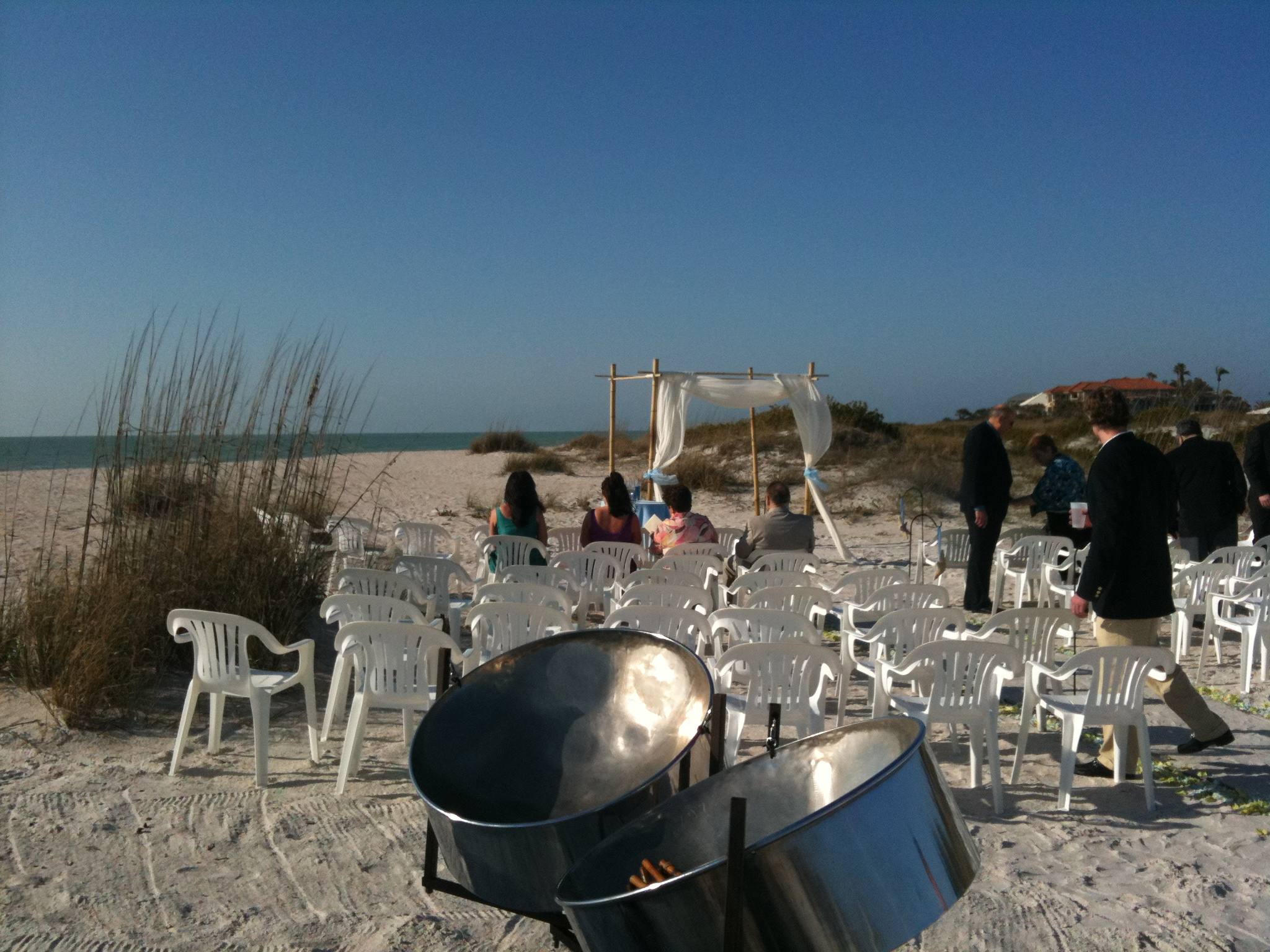 Carlouel Yacht Club Clearwater Beach - Caladesi Steel Band
