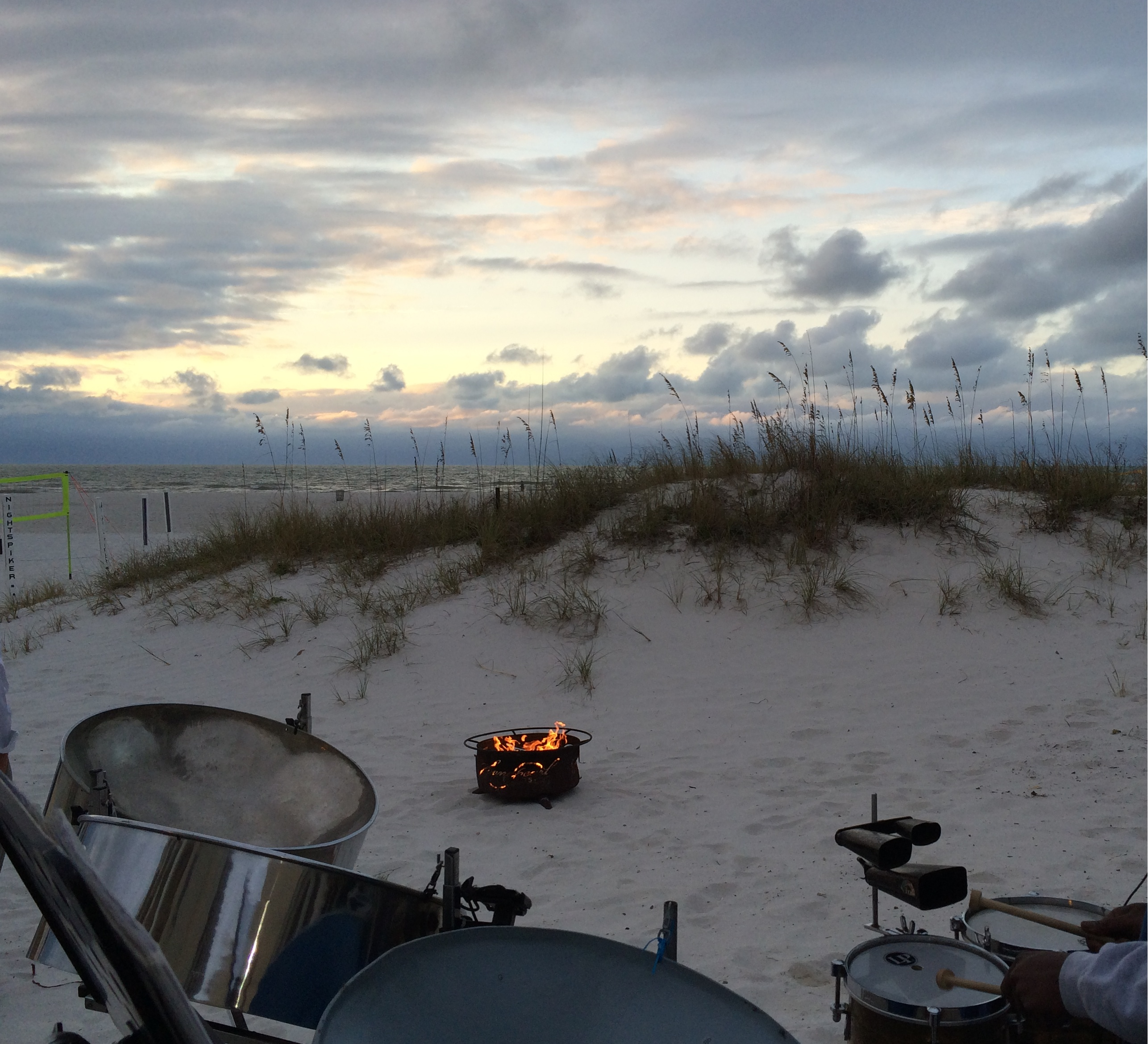 Steel Pan Sunset at the Sandpearl on Clearwater Beach