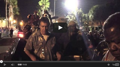 Video – Dunedin Mardi Gras Parade 2014 Steelband