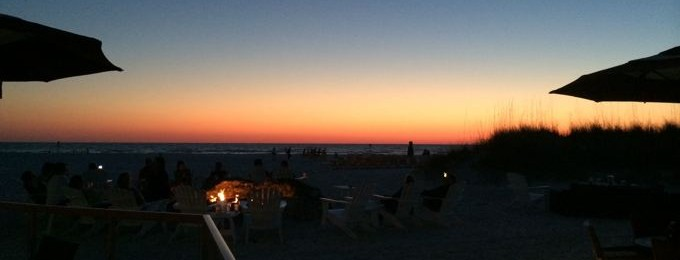 Clearwater Beach Sunday Night Steel Pan at the Sandpearl