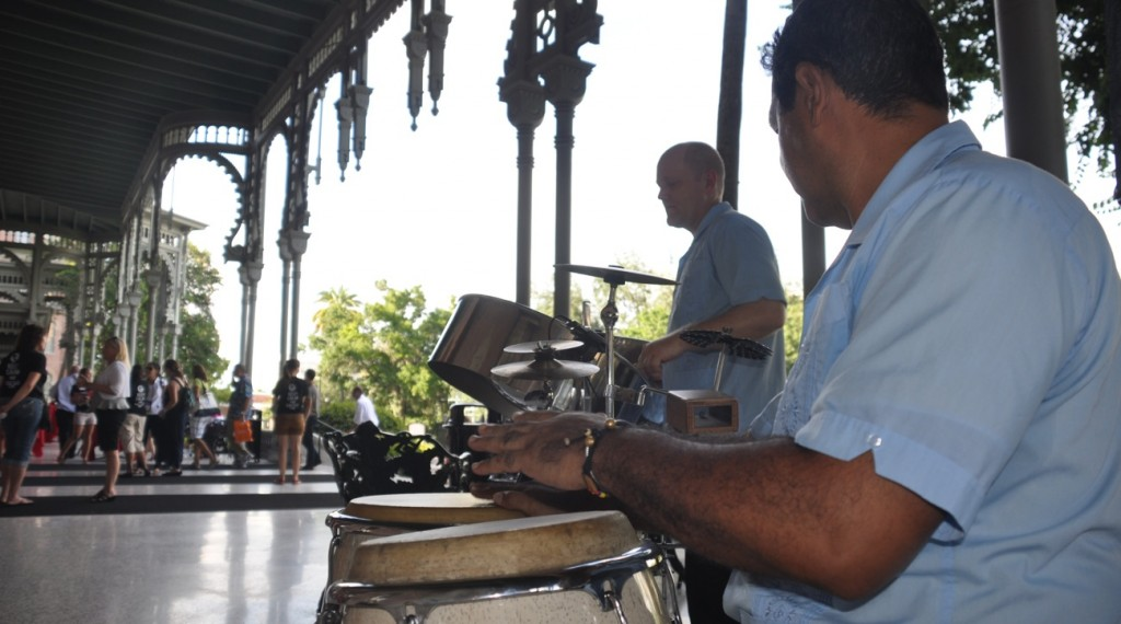 Steel Drum Band for Corporate Events and Company Parties - photo courtesy UT