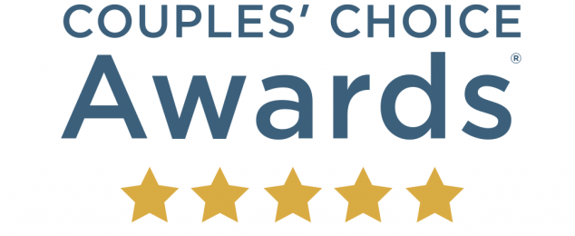 Weddingwire.com Couple's Choice Award 2015