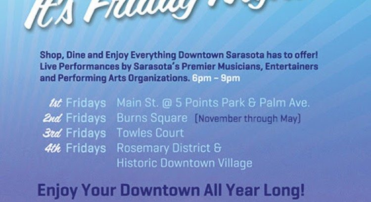 First Friday Sarasota - Caladesi Steel Band