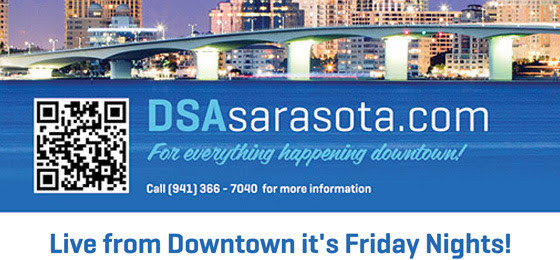 Live! from Downtown Sarasota – Friday Night Neighborhood Walks