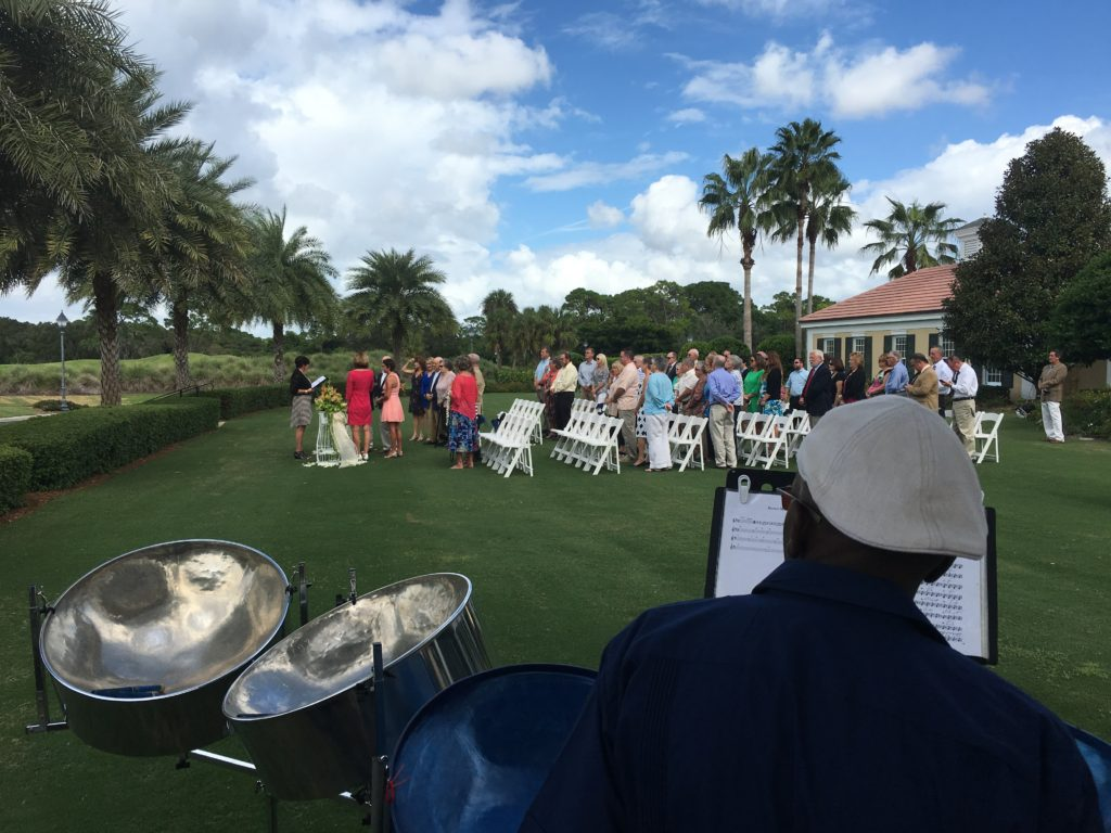 steel-drum-wedding-ceremony-oaks-club-osprey-florida