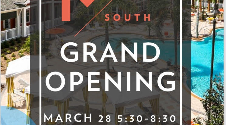 M South Grand Opening