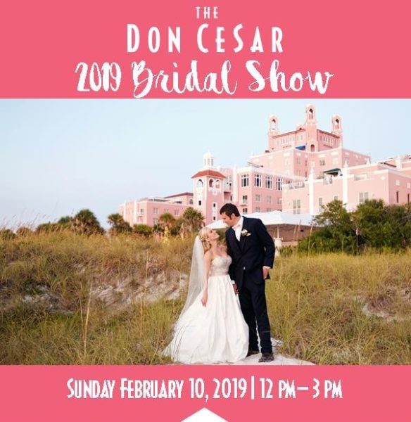 2019 Don CeSar Bridal Show