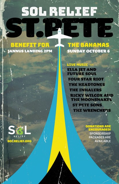 Sol Relief - Benefit for the Bahamas
