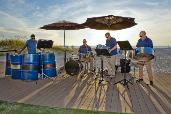 Caladesi Steel Band Quartet
