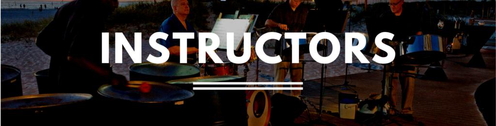 Online Steel Drum Instructors