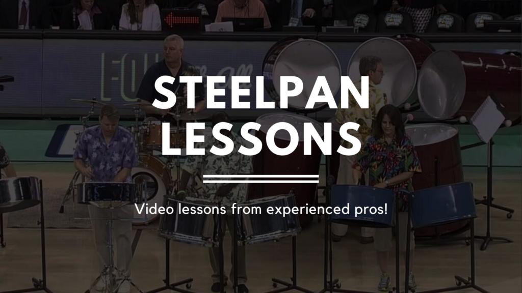 Steel Pan Lessons