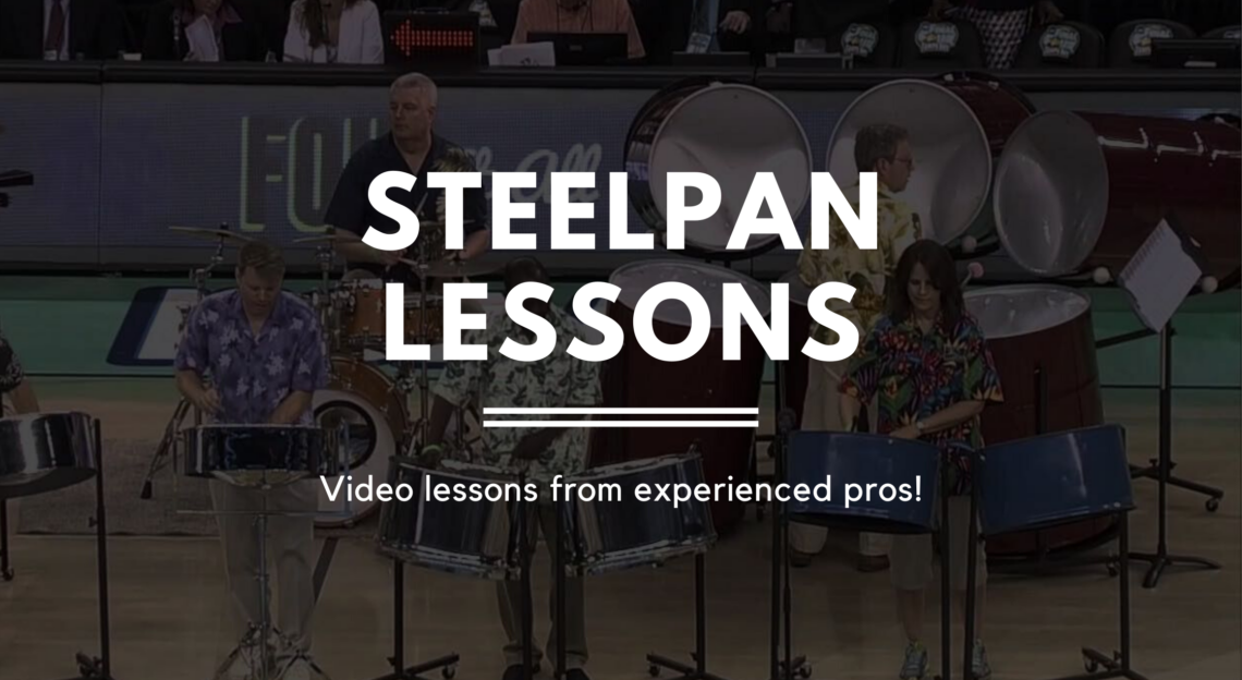 Steel Pan Lessons
