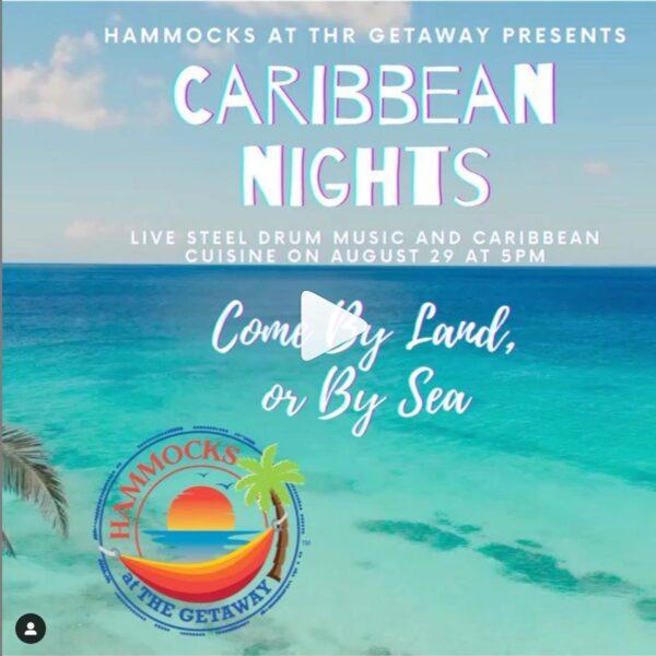 Caribbean Night at the Hammock at the Getaway