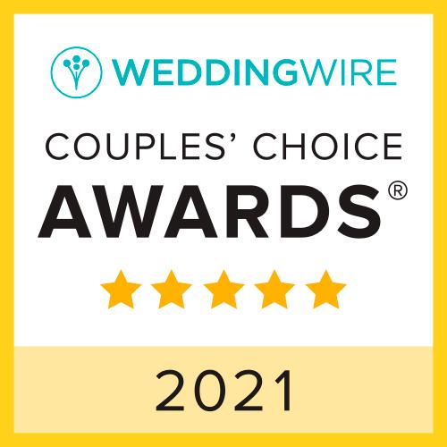 Caladesi Steel Band 2021 WeddingWire Couple's Choice Award
